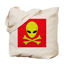 Tote Bag - Alien pirate