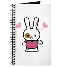 Cute Bunny Journal