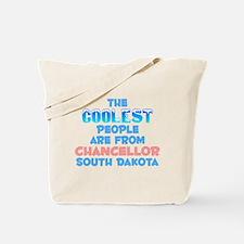 Coolest: Chancellor, SD Tote Bag