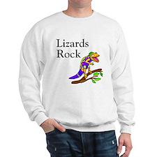 Lizards Rock Sweatshirt