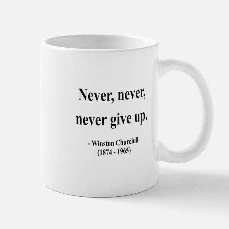 Winston Churchill 3 Mug