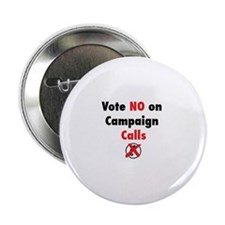 "Cool Mccain campaign 2.25"" Button"