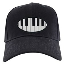 Piano Keyed Baseball Hat