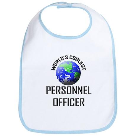 World's Coolest PERSONNEL OFFICER Bib