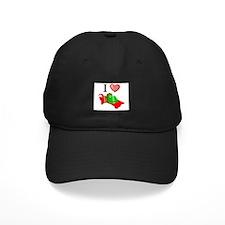 I Love Turkmenistan Baseball Hat