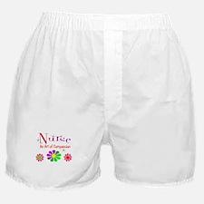 Funny Nurse Boxer Shorts