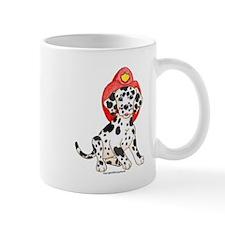 Fireman's Dalmation Mug