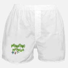 Pediatric Nurse Boxer Shorts