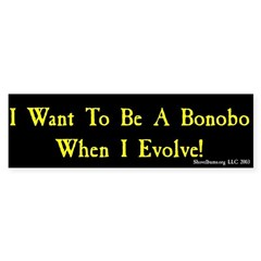 I Want To Be A Bonobo - BMP