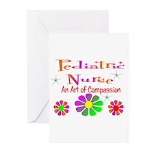 Pediatric Nurse Greeting Cards (Pk of 20)