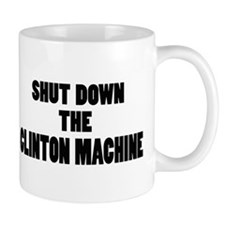 Anti-Hillary Clinton T-shirts Mug