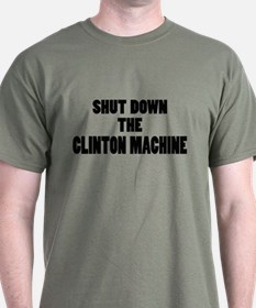 Anti-Hillary Clinton T-shirts T-Shirt