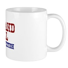 New England Football Perfection Mug