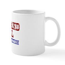 New England Football Perfection Small Mug
