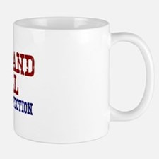 New England Football Perfection Small Small Mug