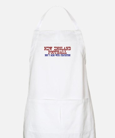 New England Football Perfection BBQ Apron