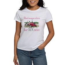 Real Women/Tractors Tee