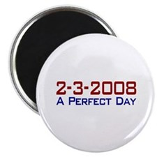 19-0 A Perfect Day Magnet
