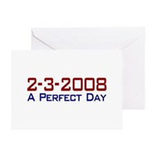 19-0 A Perfect Day Greeting Card