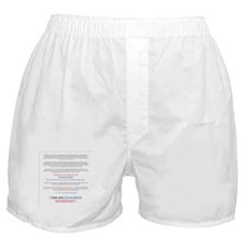 It doesn't have to be this wa Boxer Shorts