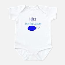 Respiratory Therapy III Infant Bodysuit