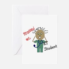 Respiratory Therapy III Greeting Cards (Pk of 10)