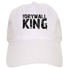 The Drywall King SQ Baseball Cap