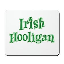 Irish Hooligan - Mousepad