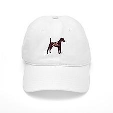 BFF Smooth Fox Terrier Baseball Cap