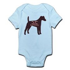BFF Smooth Fox Terrier Infant Bodysuit