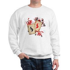Kokopelli Gambler Sweatshirt