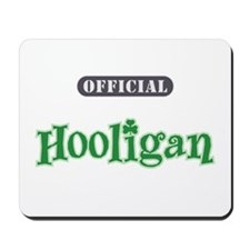 Official Hooligan - Mousepad