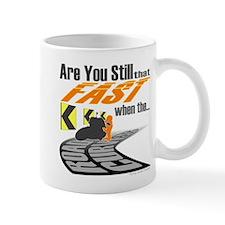 Fast Motorcycle Mug