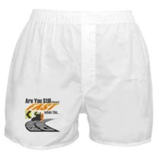 Fast Motorcycle Boxer Shorts