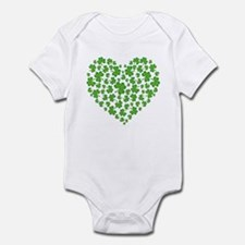 My Irish Heart Infant Bodysuit