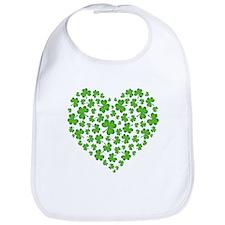 My Irish Heart Bib