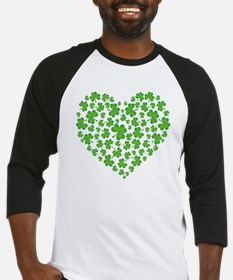 My Irish Heart Baseball Jersey