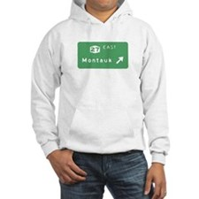 Montauk Exit Sign T-shirts Hoodie