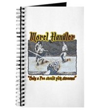 Morel mushroom handler gifts and t-shirts Journal