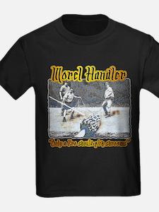 Morel mushroom handler gifts and t-shirts T
