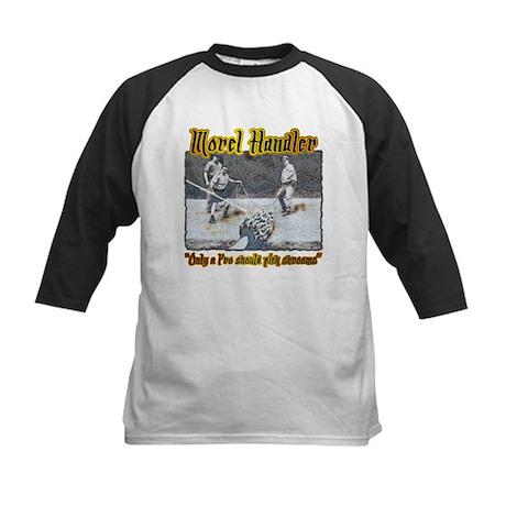 Morel mushroom handler gifts and t-shirts Kids Bas
