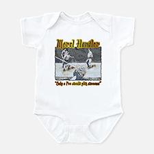 Morel mushroom handler gifts and t-shirts Infant B