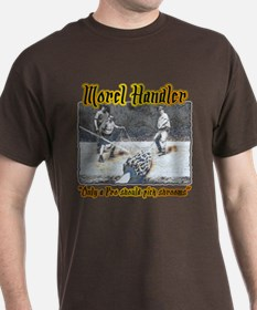 Morel mushroom handler gifts and t-shirts T-Shirt