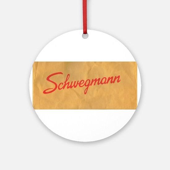 Schwegmann Bag Keepsake (Round)