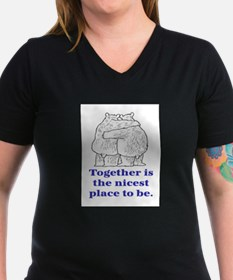 TOGETHER IS THE NICEST PLACE TO BE Shirt