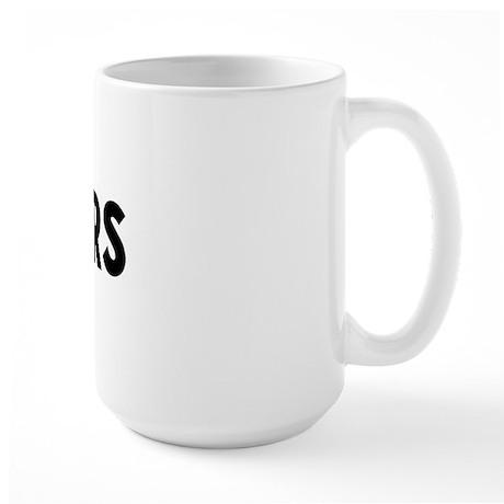 Anti burglars Large Mug