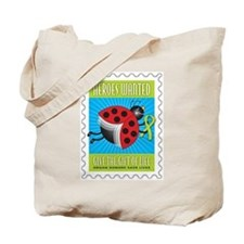 Donor Bug Too Tote Bag