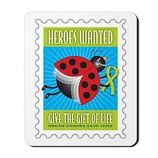 Donor Bug Too Mousepad