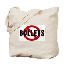 Anti bullets Tote Bag