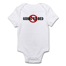 Anti going to bed Infant Bodysuit